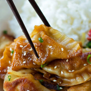 Ground Beef Pot Stickers Recipes
