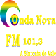 Download Rádio Onda Nova FM 101,3 For PC Windows and Mac 1.0