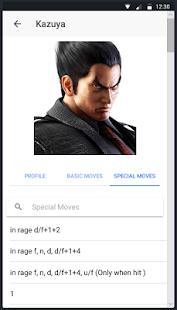 Tekken 7 Frame Tool - náhled