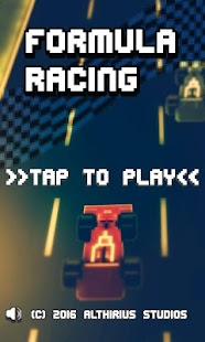 Formula Racing 16-bit- screenshot thumbnail