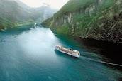 Морское путешествие по Согнефьорду