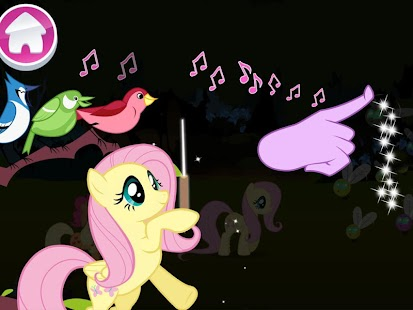 My Little Pony: Harmony Quest- screenshot thumbnail