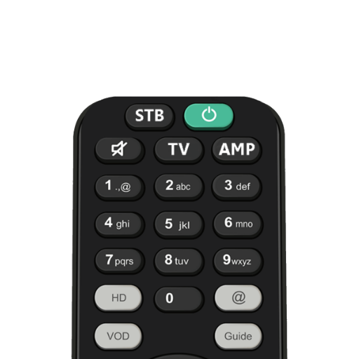 Remote for Numericable