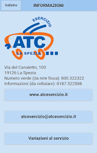 ATC mobile La Spezia- screenshot thumbnail