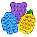 Satisfying Stress Relief Games! ASMR Fidget Toys icon