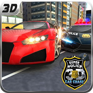 Super Police Car Chase 3D