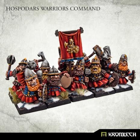 Hospodars Warriors Command