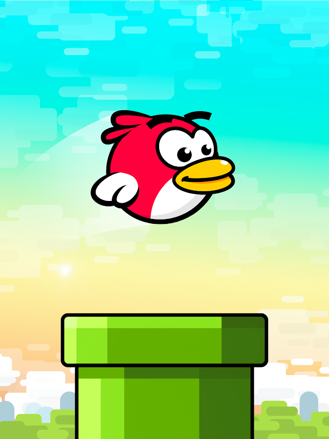Telfie Birds- screenshot
