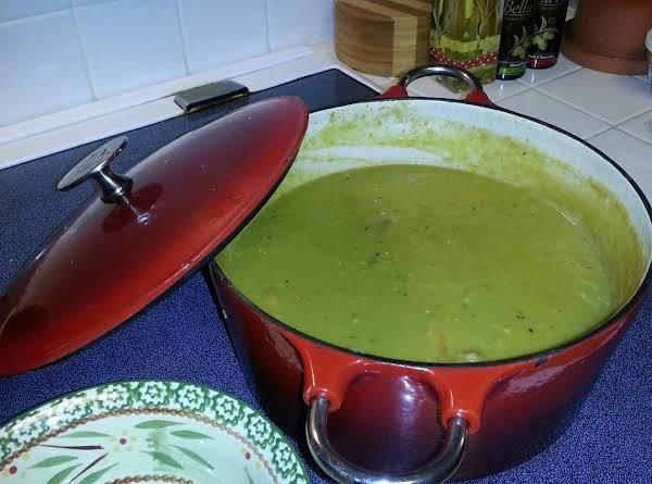 Comfort Split Pea Soup Recipe