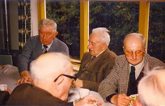 Photo: Kaarten v.l.n.r Jan Rozenveld, Lucas Heiminge en Marcus Bruining