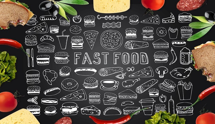 Kho vector AI thực thẩm Food Bundle