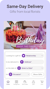 1800Flowers: Same-Day Flowers & Gifts Delivery Screenshot