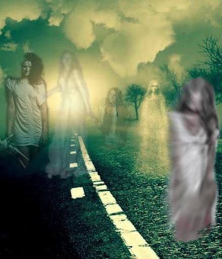 鬼和不明飞行物照片恶作剧 - Ghosts Prank