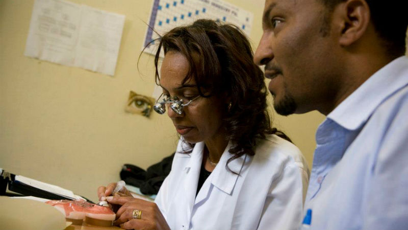 In Ethiopia, a multipronged approach to tackle avoidable blindness