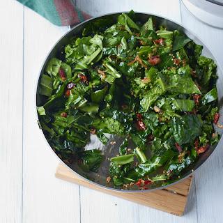 Sauteed Spring Greens Recipes