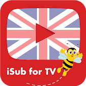 iSub Video Learning English for TV