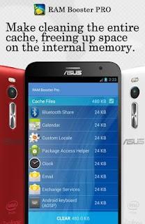 RAM Booster Phone boost screenshot 02