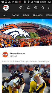 Denver Broncos Orange Herd- screenshot thumbnail
