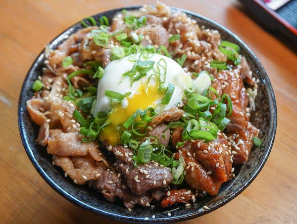 肉控必吃!午間限定碳烤肉丼飯-味道樂串燒酒場