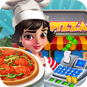 Pizza Maker Restaurant Cash Register: Cooking Game icon