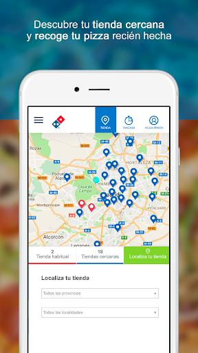 Dominos Pizza | Comida a Domicilio y Ofertas 3.1.10 screenshots 4