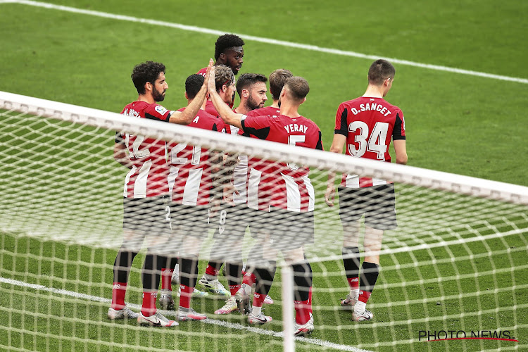 🎥 Supercoupe d'Espagne : l'Athletic Bilbao parade avec son trophée et fait son tour d'honneur dans un stade vide