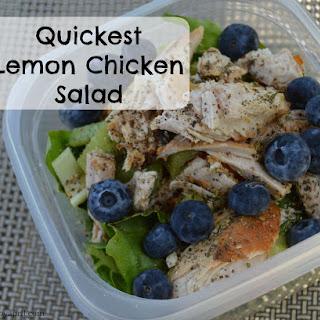 Quickest Chicken Salad