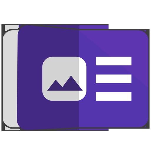 Cardview Animator Sample
