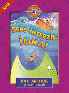 Sens interzis, Iona! - manual pentru copii