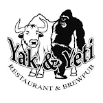Logo of Yak & Yeti Rupee Irish Red
