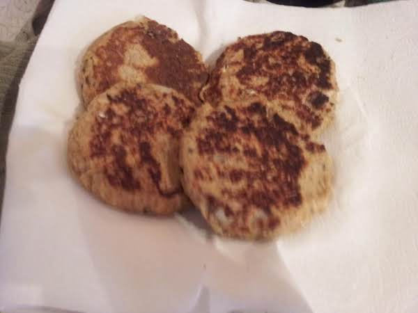 Salmon Patties Are Fast To Mix Up And Cook, Plus Delicious! Hubby Likes To Eat His With Some Jarred Fresh Ground Horseradish Spread On Top.