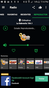 Free Radio FM - Radio Alarm Clock- screenshot thumbnail