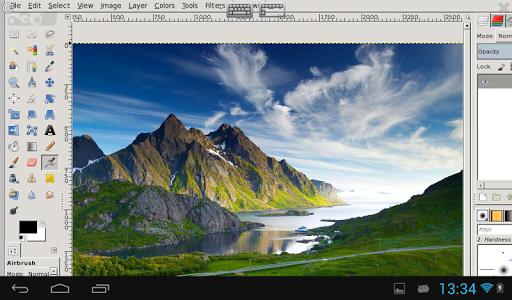 XGimp Image Editor 2.1.0.1 screenshots 2
