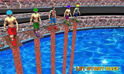 Swimming Pool Flip Diving Swimming Race 3D APK Download