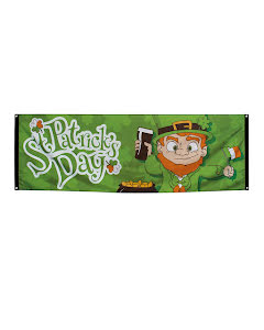 Banner, St. Patrick' Day