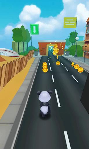 Panda Subway Run 4.1 screenshots 1