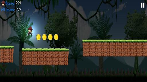 Code Triche Jungle Night mod apk screenshots 2