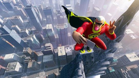 Amazing Powerhero : New York Gangster 1
