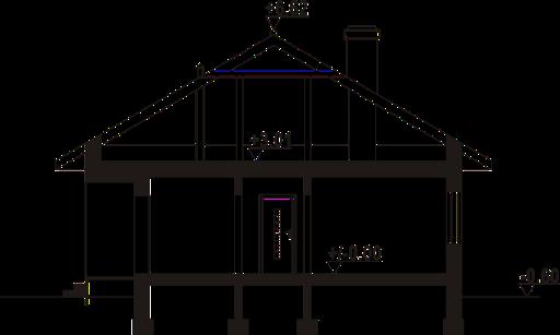 Asnykowo m7 - Przekrój