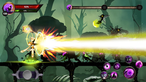 Stickman Legends: Shadow War Offline Fighting Game android2mod screenshots 2