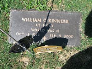 Photo: Kinneer, William C.