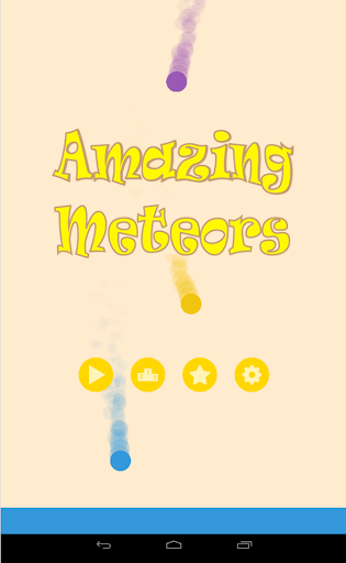Amazing Meteors
