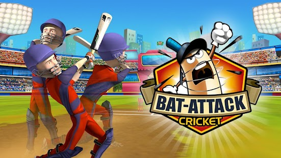 Bat Attack Cricket Multiplayer- screenshot thumbnail
