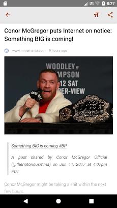Ultimate Fight Fanのおすすめ画像2