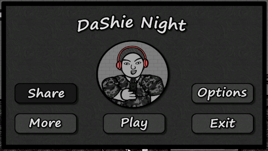 DaShie Night - The Horror Game - náhled