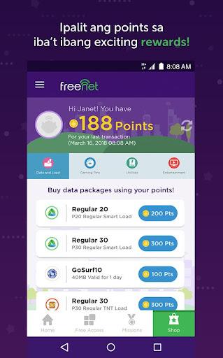 freenet - The Free Internet  screenshots 4
