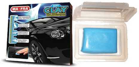 Mafra Clay Dark Ma-Fra 200 gr