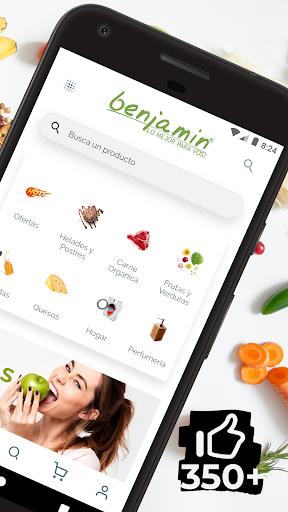 benjamin organic market screenshot 3