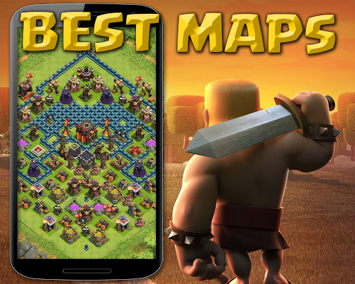 Best bases for Clash of Clans|玩書籍App免費|玩APPs