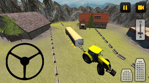 免費下載模擬APP Tractor Simulator 3D: Wheat app開箱文 APP開箱王